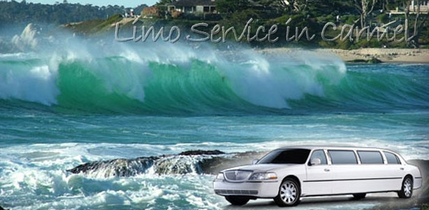 Limousine Service Carmel By The SEA